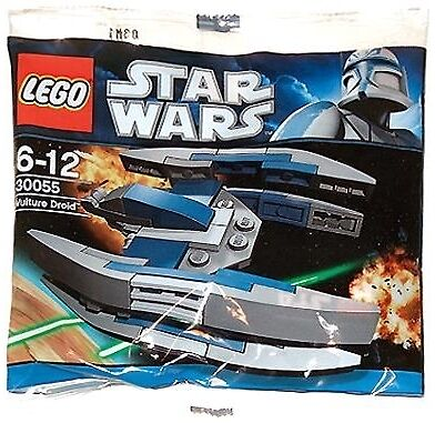 Lego Star Wars Vulture Droid Set 30055
