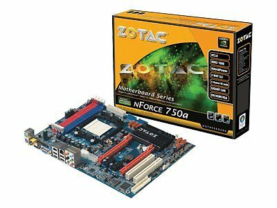 Drivers: Zotac nForce 750a SLI