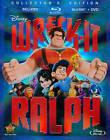 Wreck-It Ralph (Blu-ray, 2013, 2-Disc Set)