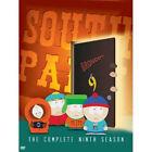 South Park - The Complete Ninth Season (DVD, 2007, 3-Disc Set)