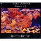 Lucien Durosoir - : Quatuors à cordes (2008)