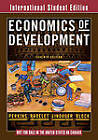 Economics of Development by Dwight H. Perkins, David L. Lindauer, Steven Radelet, Steven A. Block (Paperback, 2012)