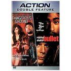 Dangerous Ground/Bullet (DVD, 2006)