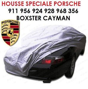 Rare belle housse pour porsche 356 911 912 914 924 928 for Housse voiture porsche