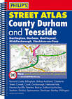 Philip's Street Atlas County Durham and Teesside by Octopus Publishing Group (Spiral bound, 2012)