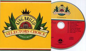 KING BRILLO Selectors Choice UK 15trk promo CD Pressure Zone Beat Farm - WE SHIP WORLDWIDE, United Kingdom - Returns accepted Most purchases from business sellers are protected by the Consumer Contract Regulations 2013 which give you the right to cancel the purchase within 14 days after the day you receive the item. Find out m - WE SHIP WORLDWIDE, United Kingdom