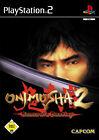 Onimusha 2 - Samurai's Destiny (Sony PlayStation 2, 2002, DVD-Box)