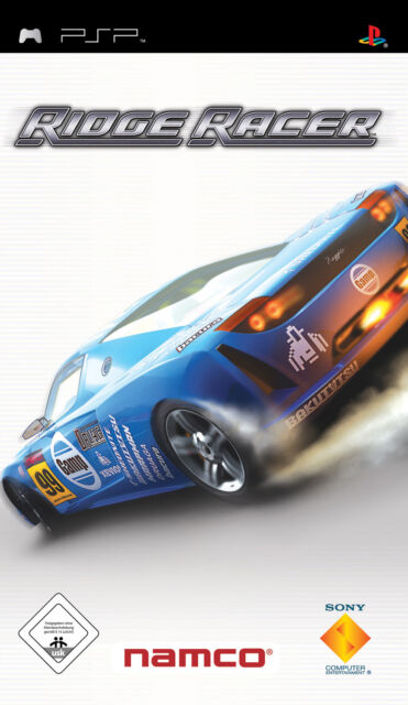 Ridge Racer (Sony PSP, 2005)