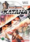 Samurai Warriors: Katana (Nintendo Wii, 2008, DVD-Box)