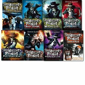 Skulduggery-Pleasant-Fantasy-collection-7-books-set-Paperback-English