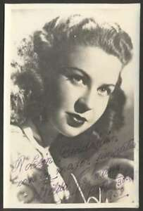R-Photo-Nilda-Hofmann-Opera-Soprano-Original-Signed-039-58-L-K