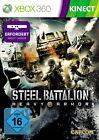 Steel Battalion: Heavy Armor (Microsoft Xbox 360, 2012, DVD-Box)