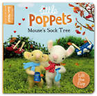 Little Poppets: Mouse's Sock Tree: A Lift-the-flap First Story by Paula Metcalf (Board book, 2013)