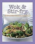 """AS NEW"" Wok and Stir Fry, , Book"