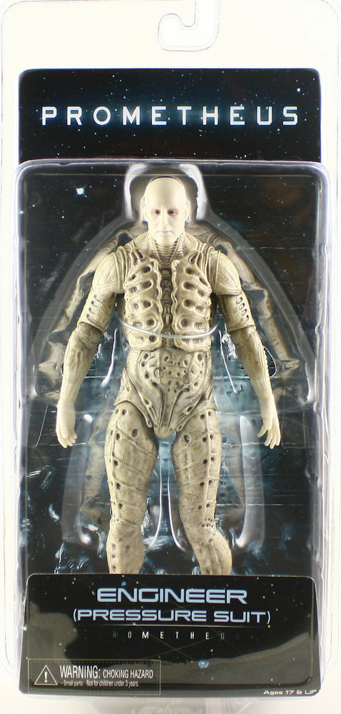 NECA Prometheus Series 1 Engineer Pressure Suit Action Figure
