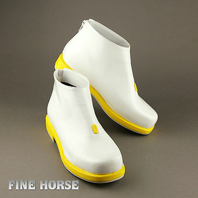 VOCALOID Kagamine Rin or Kagamine Len Cosplay Shoes Boots