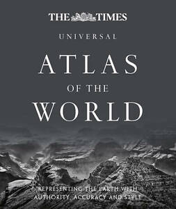 The-Times-Atlas-of-the-World-Universal-Edition-Times-Atlases-Good-Book