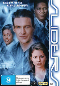 Sliders-The-Fifth-and-Final-Season-5-DVD-5-Disc-Set-New-amp-Sealed-R4