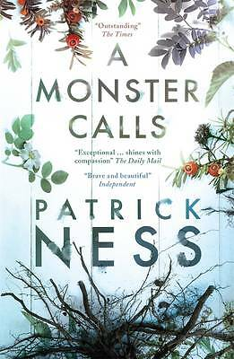 A Monster Calls (non illustrated), Dowd, Siobhan, Ness, Patrick, New Book