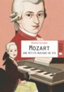 Mozart-Une-Petite-Musique-De-Vie-Honaker-Michel-Used-Good-Book