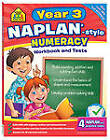Sz Naplan-Style Workbook: Year 3 Numeracy by Park Louise (Paperback, 2012)