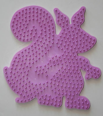 ~ SQUIRREL  Hama / Perler Bead Pegboard  **NEW ITEM**
