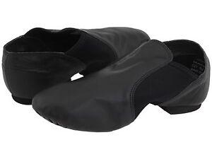 Capezio Black Jazz/Yoga Shoes Adults Size 6 Wide