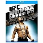 Ultimate Fighting Championship: Rampage Greatest Hits (Blu-ray Disc, 2010)