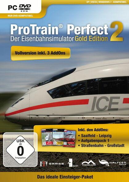 ProTrain Perfect 2 - Gold Edition - NEUWERTIG !!!