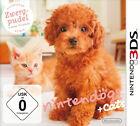 Nintendogs + Cats: Zwergpudel & neue Freunde (Nintendo 3DS, 2011)