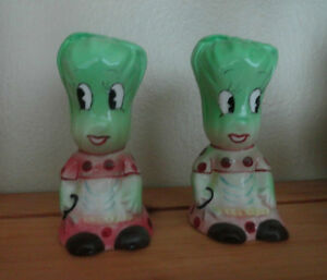 Anthropomorphic-Cute-Lettuce-girls-salt-and-pepper-shaker