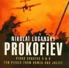 Sergey Prokofiev - Prokofiev: Piano Sonatas 4 & 6; Ten Pieces from Romeo and Juliet (2004)