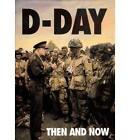 D-Day Then and Now: v. 1 by After the Battle (Hardback, 1995)