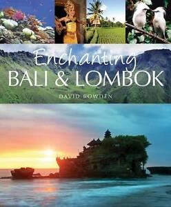 Enchanting-Bali-amp-Lombok-Enchanting-Series-Bowden-David-Used-Good-Book