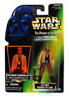 Kenner Star Wars Luke Skywalker In Ceremonial Outfit Green Card Action Figure