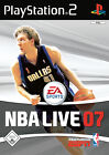 NBA Live 07 (Sony PlayStation 2, 2006, DVD-Box)