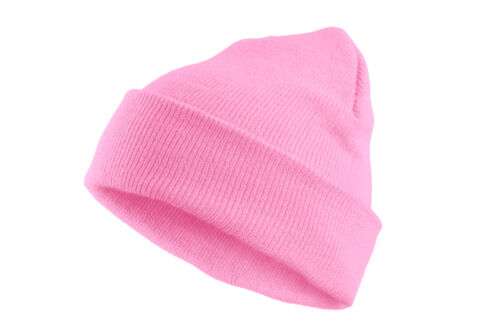 Mstrds Basic Flap Beanie Winter Knitted Hat Long Jersey Slouch Md Kma Masterdis