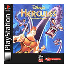Disney's Action Game Featuring Hercules (Sony PlayStation 1, 1998)