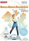 Dance Dance Revolution Hottest Party 2 (Nintendo Wii, 2009, DVD-Box)