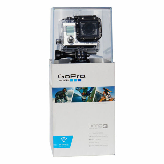GoPro HERO3 White Edition - Used