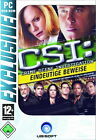 CSI - Crime Scene Investigation: Eindeutige Beweise (PC, 2008, DVD-Box)