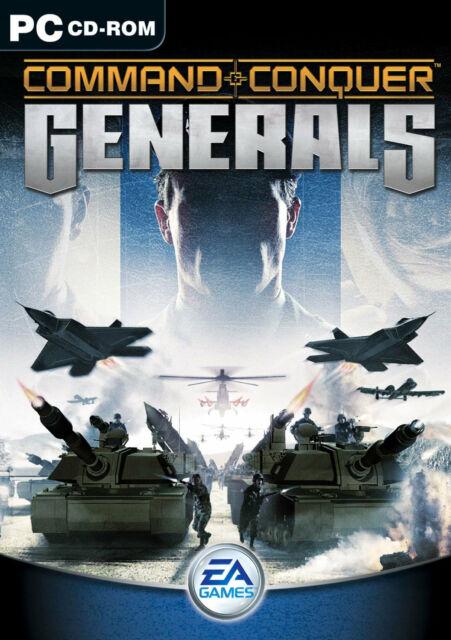 Command & Conquer: Generals (PC, 2003, DVD-Box)