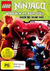 LEGO Ninjago - Masters of Spinjitzu : Series 2 : Vol 3 (DVD, 2012)