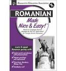 Nice & Easy Romanian by Staff Of Rea (Book)