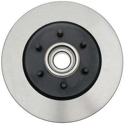 Raybestos 680178R Disc Brake Rotor and Hub Assembly