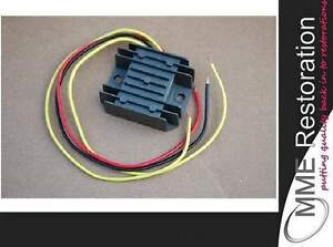 Motorcycle solid state regulator rectifier single phase 12v volt image is loading motorcycle solid state regulator rectifier single phase 12v swarovskicordoba Image collections