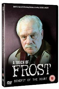 A Touch Of Frost: Benefit Of The Doubt [DVD], Excellent DVD, ,