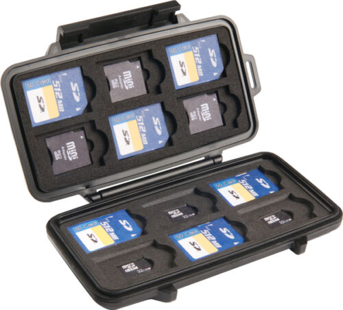 Peli 0915 Memory Card Case Brand New in the UK