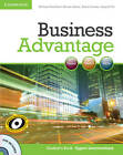 Business Advantage Upper-intermediate Student's Book with DVD by Almut Koester, Angela Pitt, Michael Handford, Martin Lisboa (Mixed media product, 2011)