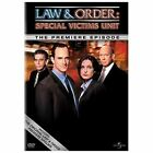 Law & Order: Special Victims Unit - The Premiere Episode (DVD, 2003)